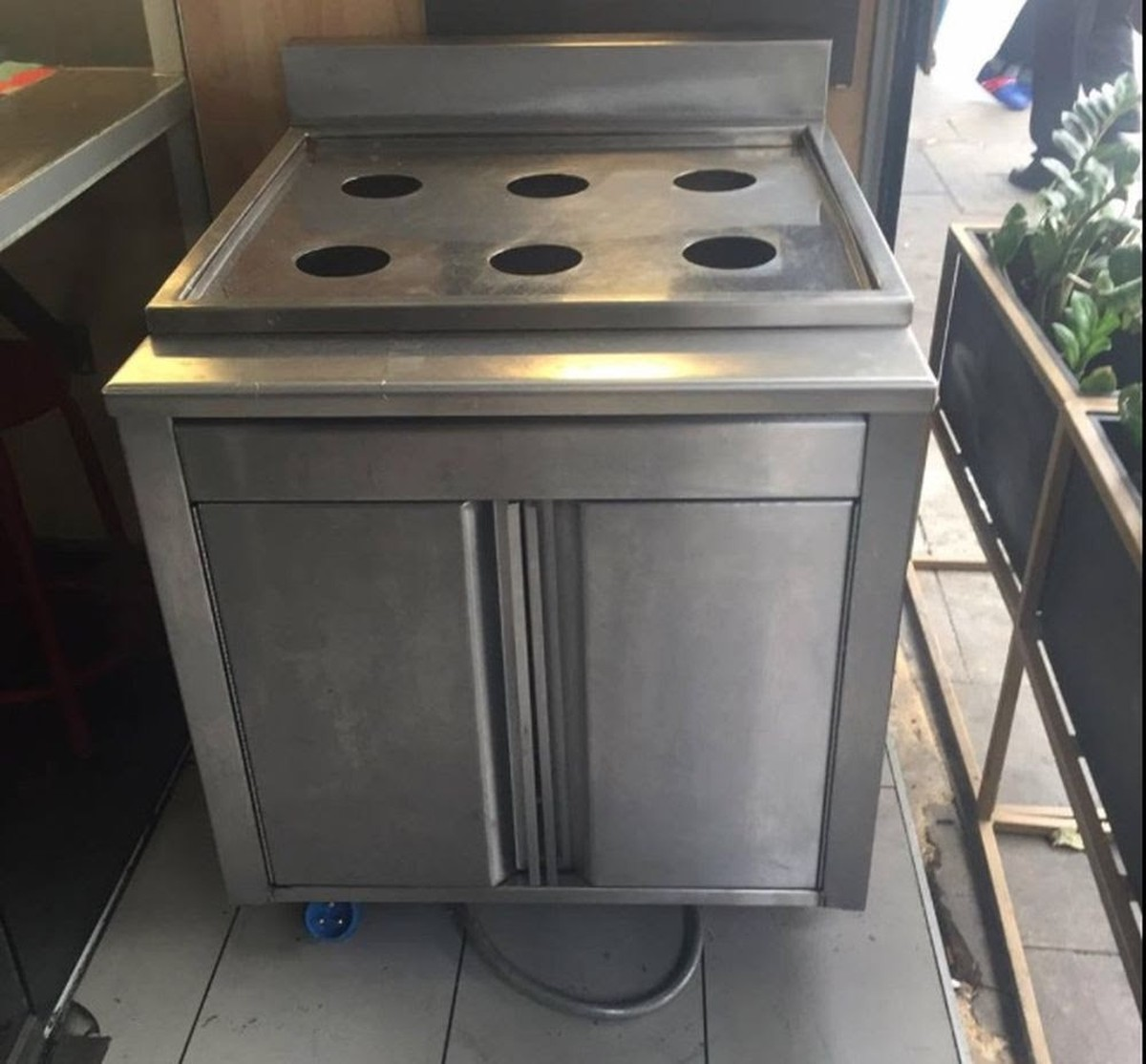 Secondhand Catering Equipment Steam Cookers 2x