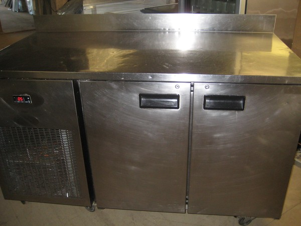 Foster Food Prep Chiller