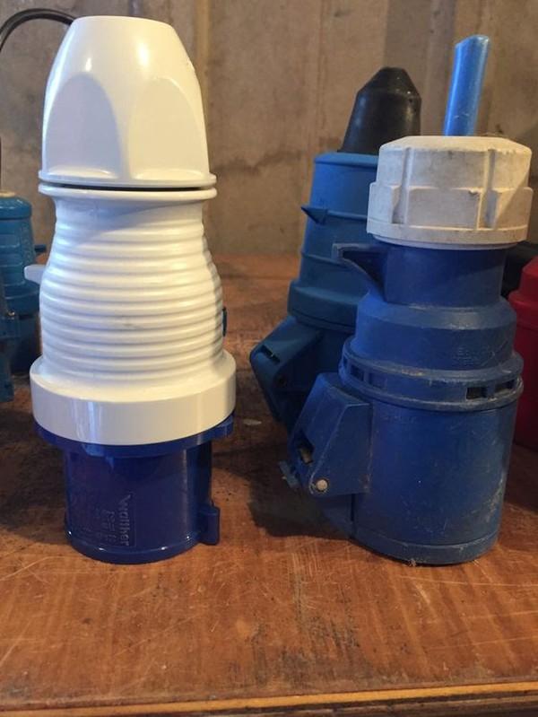 3 Phase & Single Phase Plug & Sockets