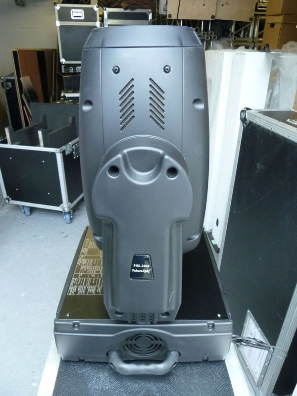 6 Pairs Of Futurelight ( Robe ) Phs 300E Moving Head Spots