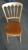 20x Gold / Gilt Cheltenham Banqueting Chairs