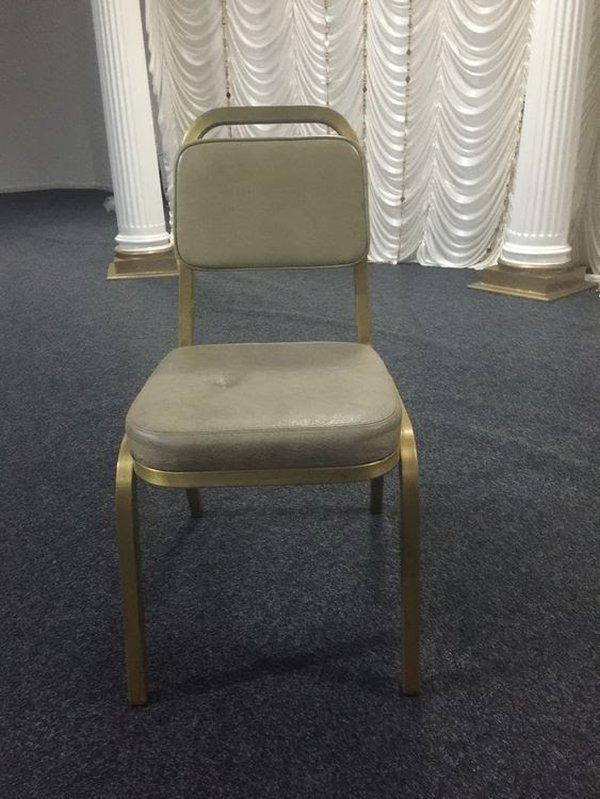 300 Aluminium Burgess Chairs