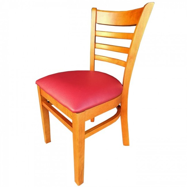 Cherry Red Dallas Restaurant Dining Chairs