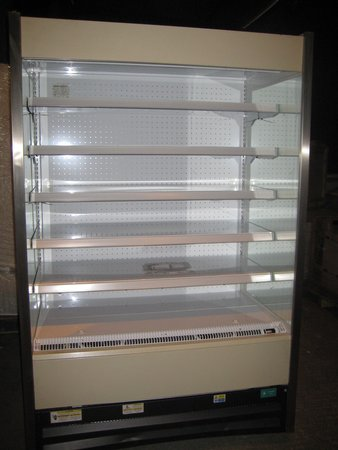 Koxka C-14 Multideck Display Chiller On Castors