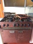 Parry Heavy Duty 6 Burner Gas Stove