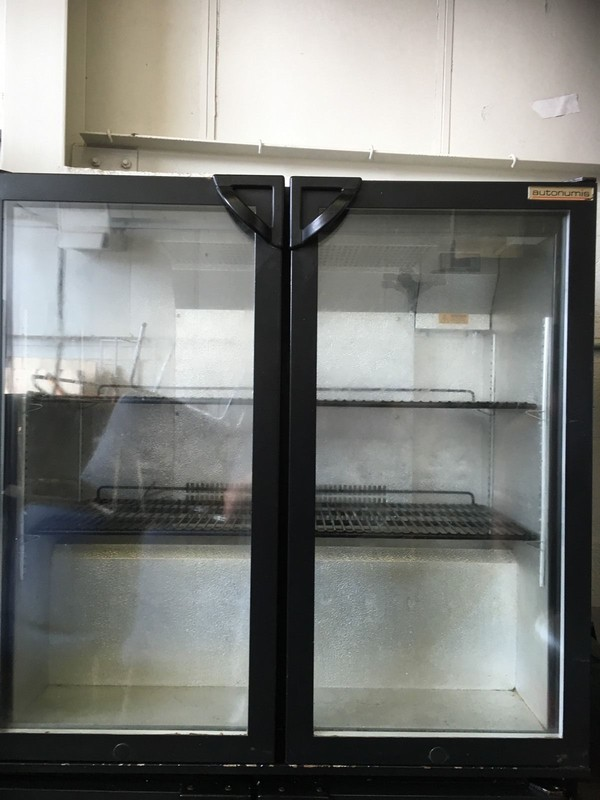 Autonumis Double Door (Opening Door) Bar Fridges