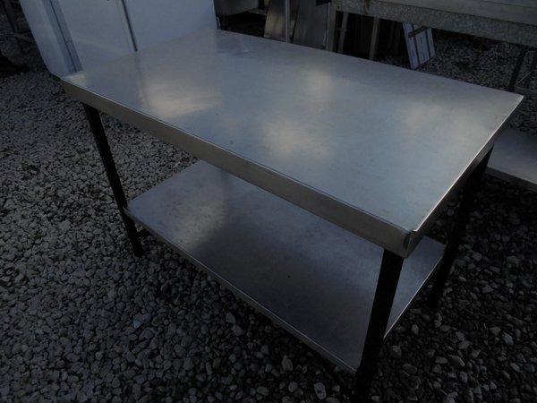 Stainless Steel Table (4075)