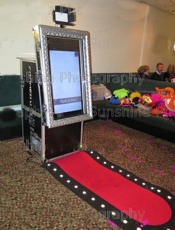 Secondhand Prop Shop Photobooths Magic Mirror
