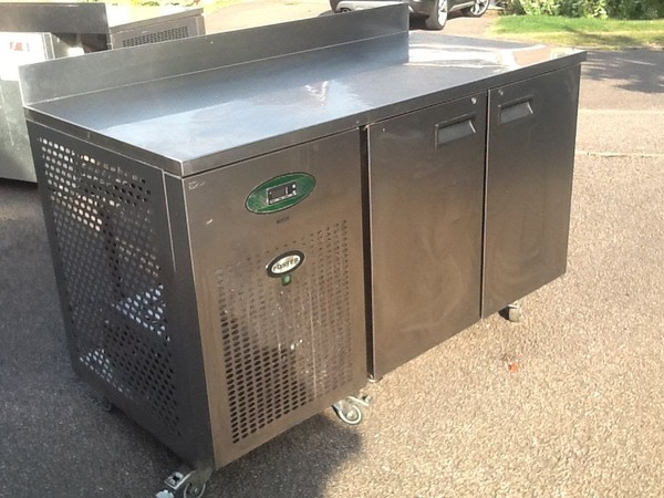 Foster 2 Door Prep Chiller