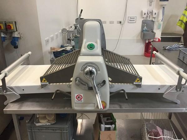 Tekno Stamap Pastry Sheeter