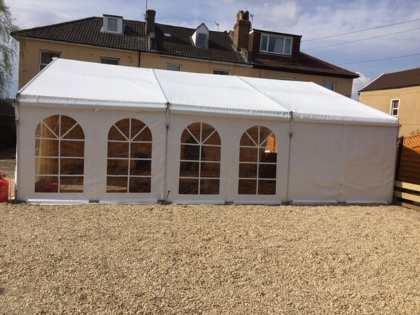 6m clear span marquees for sale