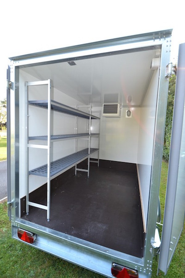 Refrigerated Trailer RT001