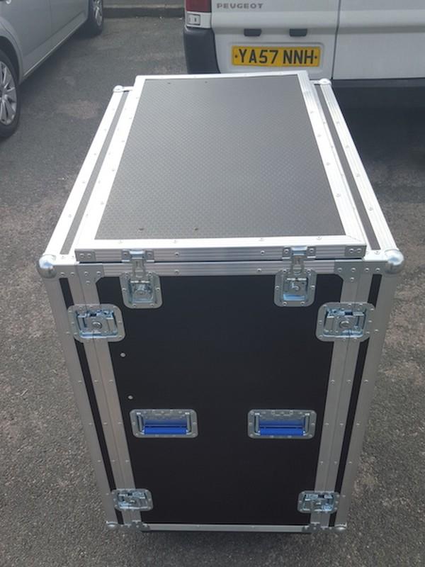 fridge flight case