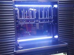 Back Bar Optic Unit or Shelving Unit