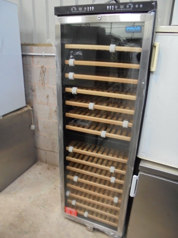 New Dual Temperature Wine Fridge (4126)