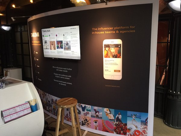 Exhibition Stand and Pod