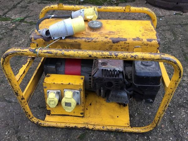 Harrington 3KVA - Petrol Generator