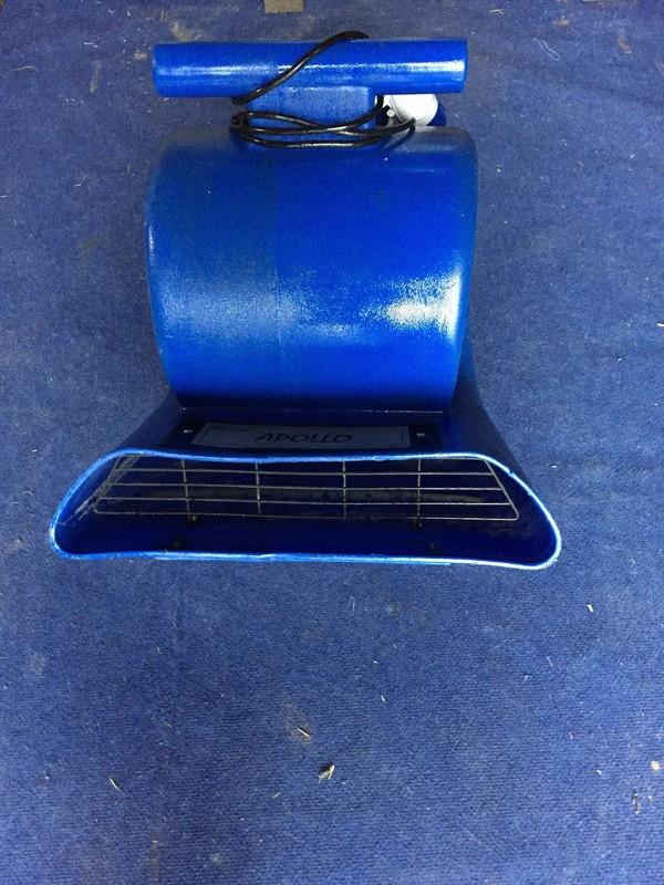 Ebac Apollo Turbo Carpet / Floor Dryer