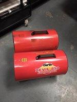 Devil 850 heater