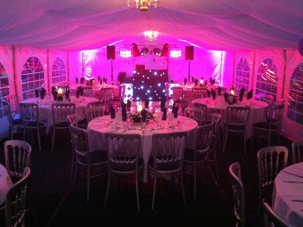 Established Marquee Event Hire Business For Sale
