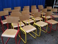 20x School Style Chairs (Code DC 659A)