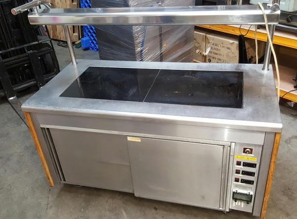 2x Carvery Heated Display Unit
