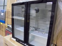 New Husky Double Door Bottle Fridge (4199)