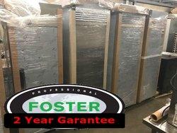 Foster EP700H Stainless Steel Single Door Refrigerator