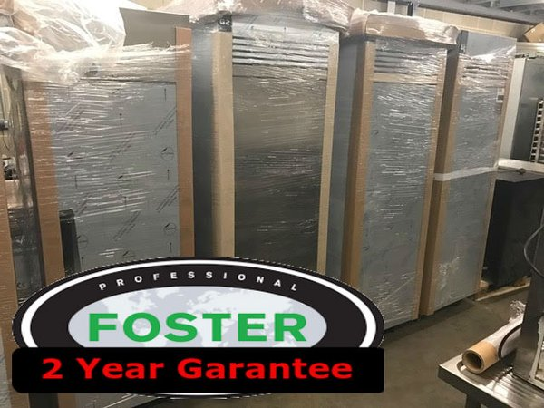 Foster EP700H Stainless Steel Single Door Refrigerator