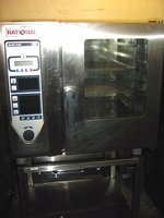 Rational CPC 61 Electric 6 Grid Combination Oven