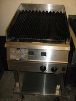 Falcon G2625 Gas Chargrill on Stand
