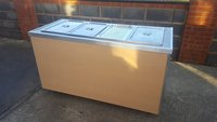 Hot cupboard / bain Marie