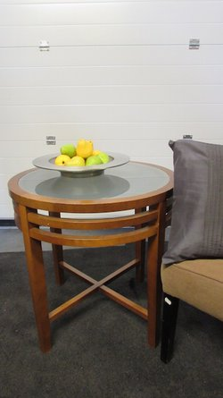 Circular Side Table x 10