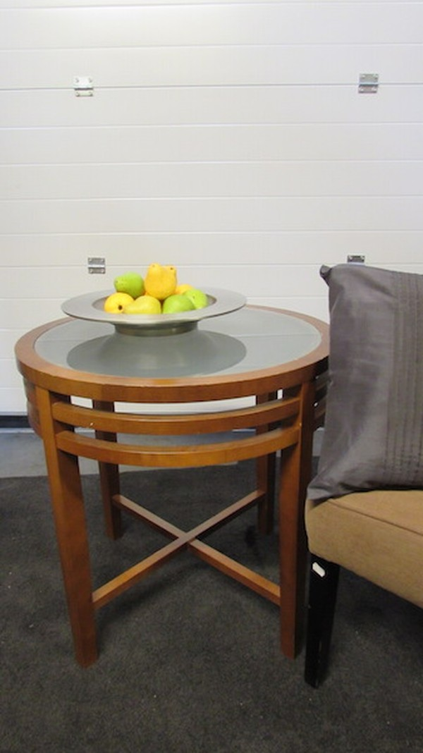 Circular Side Table x 10
