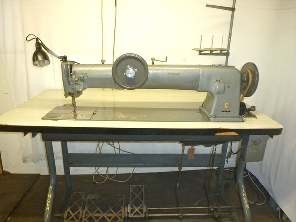 Curlew SecondHand Marquees Industrial Sewing Machines Cool Industrial Singer Sewing Machine For Sale