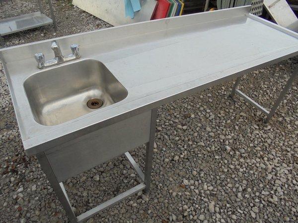 Stainless Steel Single Sink(4228)