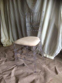 Ice / Ghost Chivari Chairs