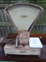 Vintage Shop Scales