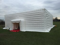 Inflatable Marquee Full Event Start Up