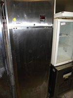 Stainless Steel Sadia Upright Freezer (4279)