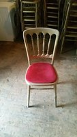 150x Mixed Lot Cheltenham Chairs