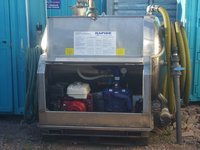 Rapide 200/100 Stainless Steel Pumping Unit