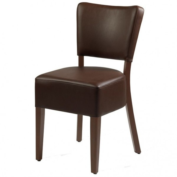 Brown Belmont Restaurant Dining Chairs