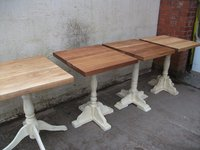"14 x ""New"" Shabby Chic Tables (Code T 898A)"