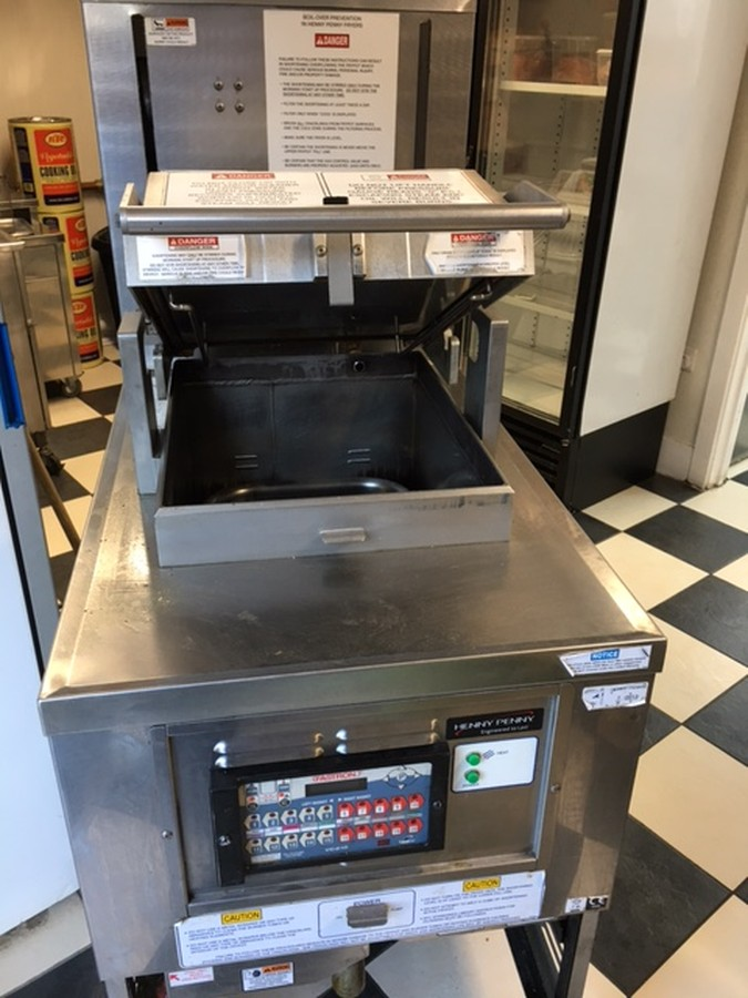Used Pizza Ovens For Sale >> Secondhand Catering Equipment | Pressure Fryers | Henny ...