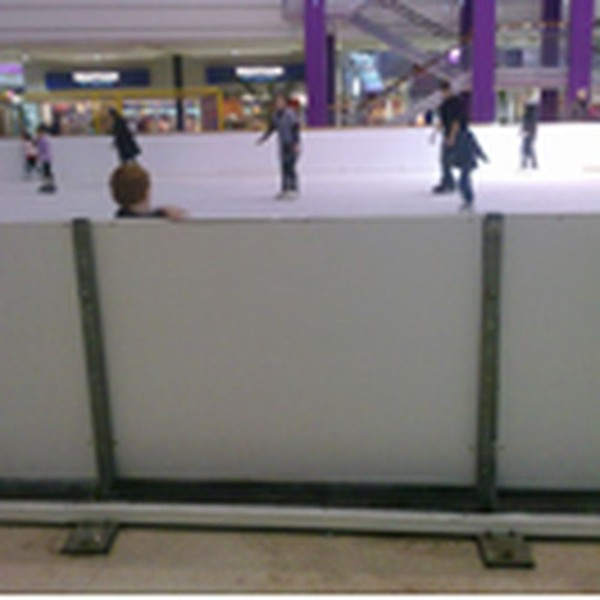 Real Ice Skating Rink Package