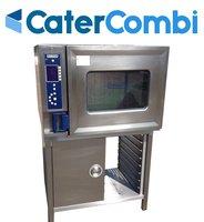 Hobart CSDUC 6 Grid Combi Oven
