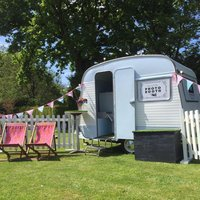 Small Business For Sale Vintage Caravan Photobooth