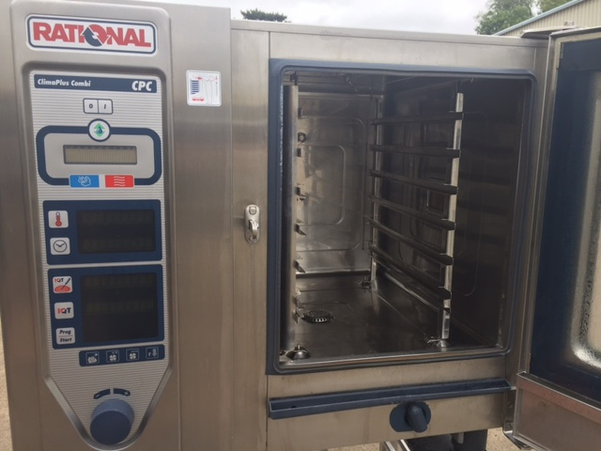 Catering Equipment Rentals Combi Ovens Electric