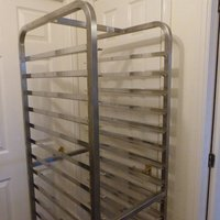 Bourgeat Chariot Catering Trolley